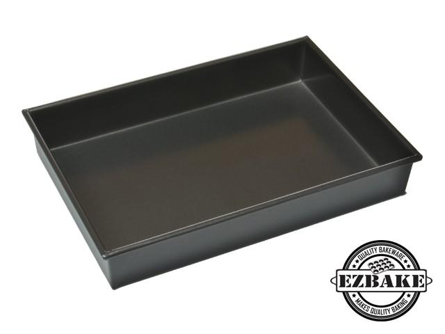34cm摺邊布朗尼烤盤  OBLONG PAN FOLDED 34*23*5 CM