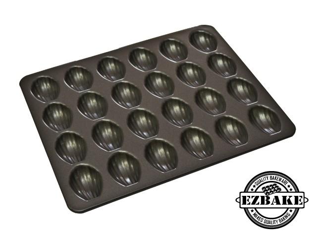 迷你24杯瑪德蓮烤盤  24 MINI MADELENE PAN