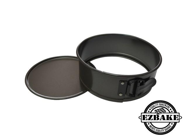 18cm彈性邊框活動模烤盤  SPRINGFORM PAN 18 CM