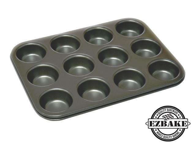12杯杯型烤盤  MUFFIN PAN 12 CUP