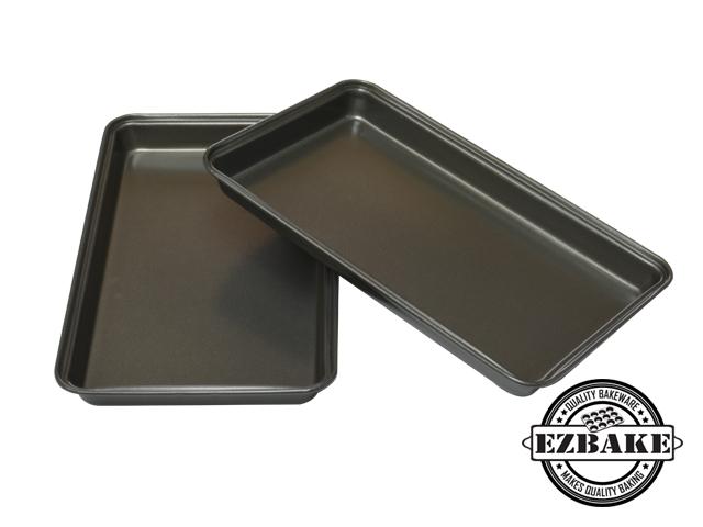 布朗尼烤盤  OBLONG PAN 32*18*3 CM
