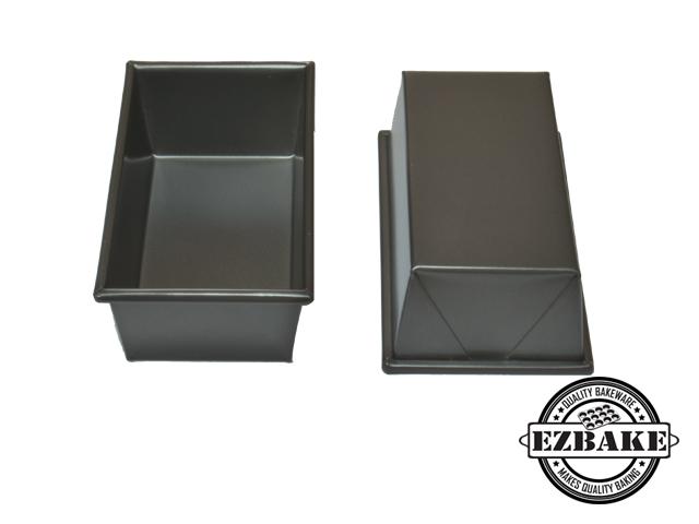 摺邊長方型烤盤  LOAF PAN FOLDED 23*12.5*7 CM