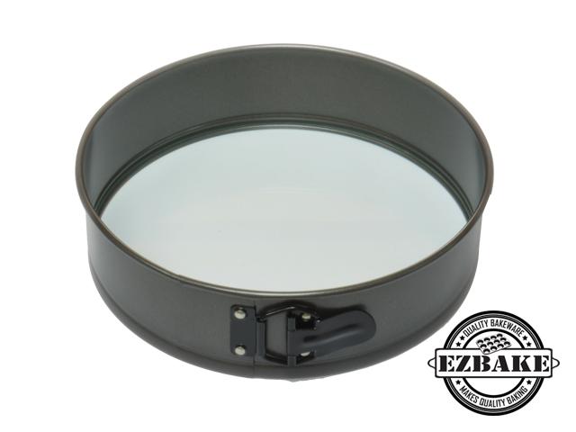 【NG福利品】26cm彈性邊框玻璃底活動模 SPRINGFORM PAN/ GLASS BASE 26 CM