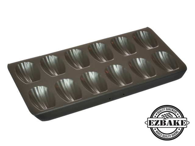 12杯瑪德蓮烤盤  MADELINE PAN 12 CUP