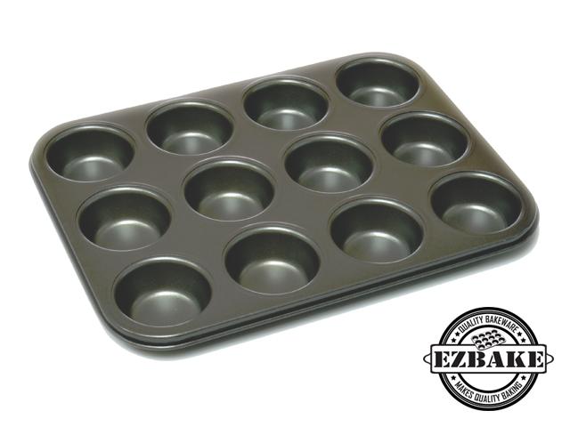 12杯杯型烤盤-NG商品(HF-86014)