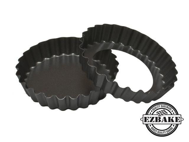 9cm花邊派盤NG商品(FLNLB-4)