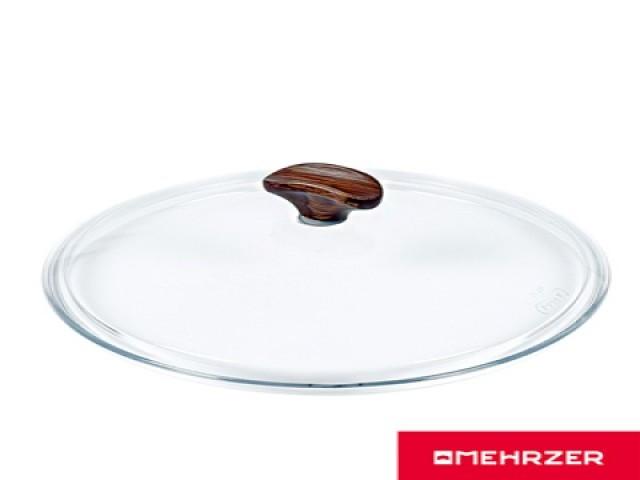 【Omehrzer】歐梅樂庫克耐熱無死角玻璃蓋-28cm(鍋蓋)