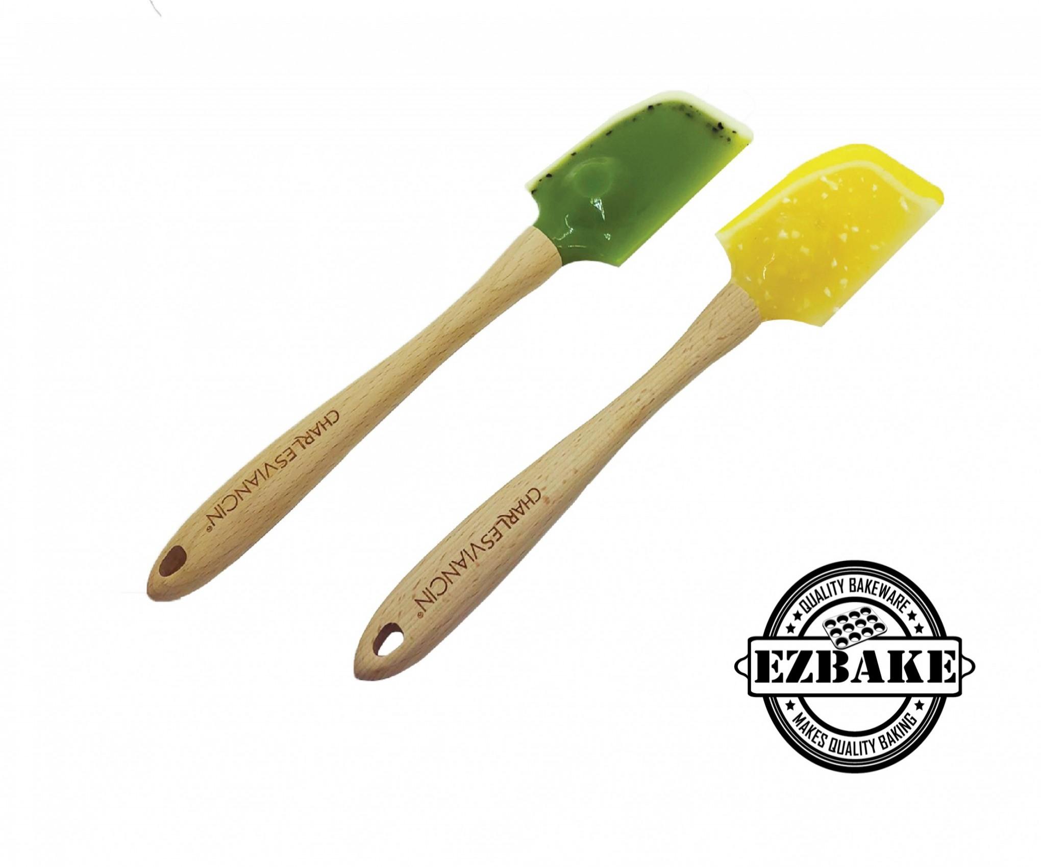 30cm耐熱矽膠刮刀(可挑款) 30cm Silicon Spatula